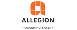Maxxess technology partner logo - Allegion