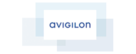 Maxxess technology partner logo - avigilon