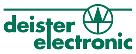 Maxxess technology partner logo - deister electronic