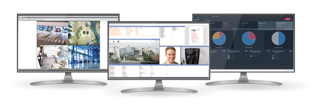 Maxxess eFusion MX+ security management software