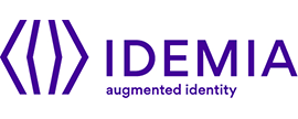 Maxxess technology partner logo - Idemia