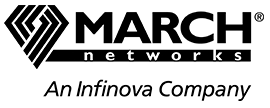 Maxxess technology partner logo - March Networks