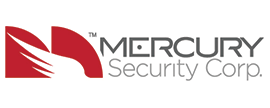 Maxxess technology partner logo - Mercury Security Corp
