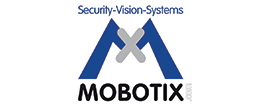 Maxxess technology partner logo - Mobotix