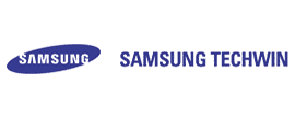 Maxxess technology partner logo - Samsung Techwin