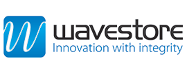 Maxxess technology partner logo - wavestore